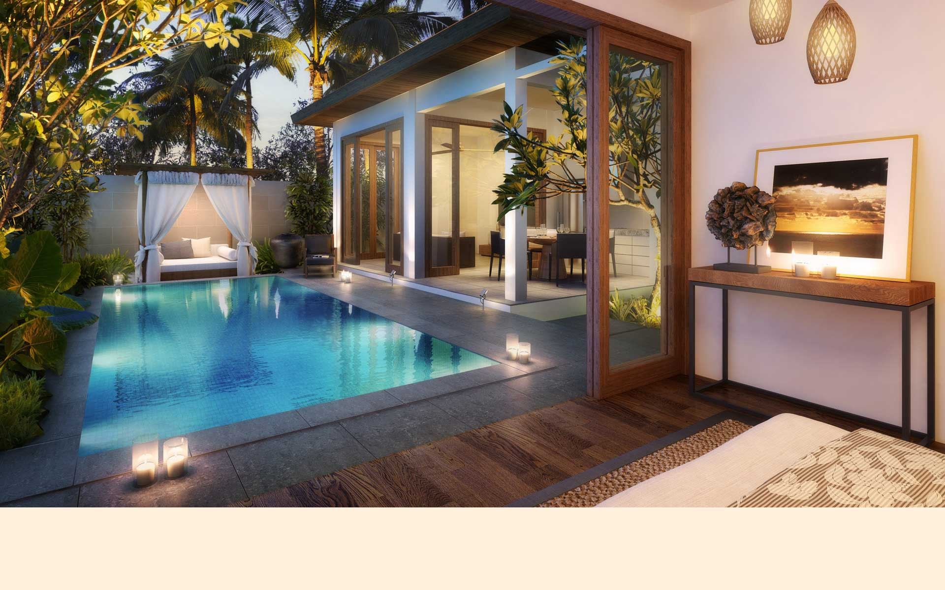 1 Bedroom Villa